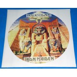 Iron Maiden - Powerslave - Picture Disc Promo - UK