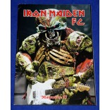 Iron Maiden FC - Magazine 87 - Revista Fã Clube - 2010 - UK