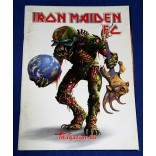 Iron Maiden FC - Magazine 88 - Revista Fã Clube - 2010 - UK