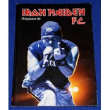 Iron Maiden FC - Magazine 89 - Revista Fã Clube - 2011 - UK