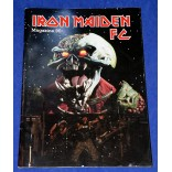 Iron Maiden FC - Magazine 90 - Revista Fã Clube - 2011 - UK