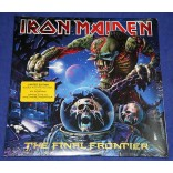 Iron Maiden - The Final Frontier - 2 Lp's Picture Disc - 2010 - USA - Lacrado