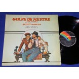Golpe de Mestre - Trilha Sonora do Filme (The Sting) - Lp - 1974