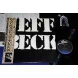 Jeff Beck - There & Back - Lp - 1980 - Japão