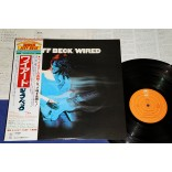 Jeff Beck - Wired - Lp - 1976 - Japão