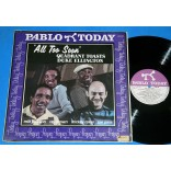 Milt Jackson, Ray Brown, Mickey Roker, Joe Pass - All Too Soon - Lp - 1980