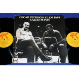 Oscar Peterson e Joe Pass - Á Salle Pleyel - 2 Lp's - 1978