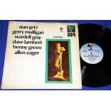 Stan Getz, Gerry Mulligan, Wardell Gray, Dave Lambert, Benny Green, Allen Eager - Yesterday - Lp - 1972
