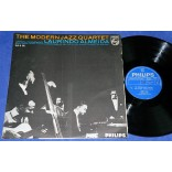 The Modern Jazz Quartet Com Laurindo Almeida - Lp - Mono