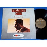 Thelonious Monk ‎- Greatest Hits - Lp  - Brasil