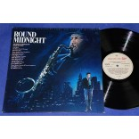 Herbie Hancock - Round Midnight Trilha do Filme - Lp - 1986