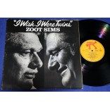 Zoot Sims - I Wish I Were Twins - Lp - 1981