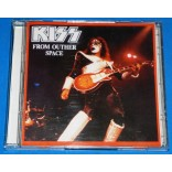 Kiss - From outher space - Cd Duplo - Italia - 1996