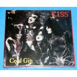 Kiss - Cold Gin - Cd - Black Cat - Australia - 1992 - Lacrado