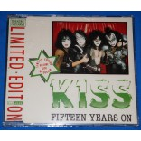 Kiss - Fifteen Years On - Cd - UK - 1988 - Lacrado