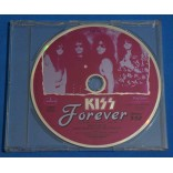 Kiss - Forever (Remix) - Cd Promocional USA - 1989 - Hot in the shade