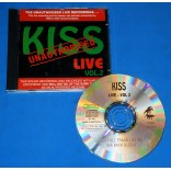 Kiss - Live Vol. 2 - Cd - Australia - 1993