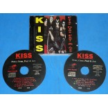 Kiss - Peter Gene Paul & Ace - Cd Duplo - Italia - 1993