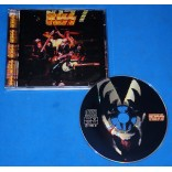 Kiss - Flaming years - Cd - Italia - 1994