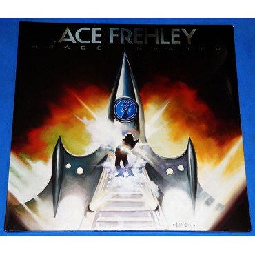 Ace Frehley - Space Invader - 2Lps Lacrado - 2014 - Alemanha - Kiss