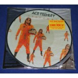 Ace Frehley - Spaceman - Picture Disc + Poster - 2019 - USA - RSD