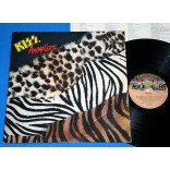 Kiss - Animalize - Lp - 1984 - Brasil