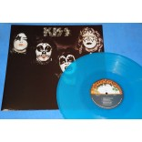 Kiss - 1º - Lp Azul - USA - Lacrado