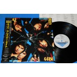 Kiss - Crazy Nights - Lp - 1987 - Japão