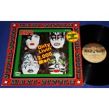 "Kiss - Dirty Livin' / 2.000 Man - 12"" Maxi-Single - 1979 - Alemanha"