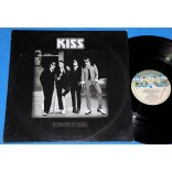 Kiss - Dressed to kill - Lp - 1981 - Brasil - Logo ZZ