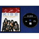 Kiss - Rock And Roll All Night  - Dvd - Alemanha