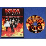 Kiss - Rock And Roll All Night - Time Old - Dvd