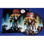 Kiss - Love Gun - Lp Picture Disc - 2017 - UK - Lacrado