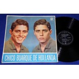 Chico Buarque de Hollanda - 1º - Lp - 1966 - Mono