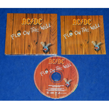AC/DC - Fly On The Wall - Cd - 2003 Digipack