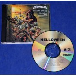 Helloween - Helloween EP / Walls of Jericho - Cd USA 1993