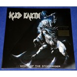 Iced Earth - Night Of The Stormrider - Lp 180g. + Poster - 2015 - Alemanha