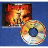 Manowar - Kings of metal + 1 bonus - Cd - 1988 USA