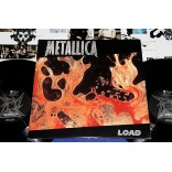 Metallica - Load - 2 Lp's - 1996 - 1st Press Europa