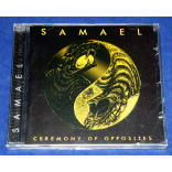 Samael - Ceremony Of Opposites - CD - 2015 - Lacrado