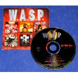 WASP - To Die For - Cd Promocional - 1998 - USA
