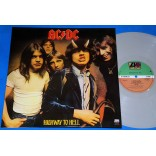AC/DC - Highway to hell - Lp Branco Perolado - UK - Lacrado