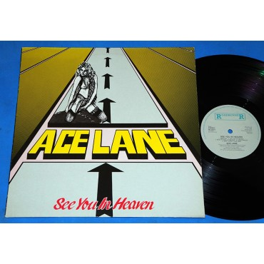 Ace Lane - See You In Heaven - Lp - 1983 - Holanda