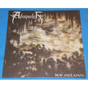Adramelch ‎- Irae Melanox - Lp 2011 Italia Power Metal