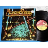 Agent Steel - Unstoppable Force - Lp - 1986 - UK