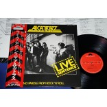 Alcatrazz - No Parole From Rock 'N' Roll - Lp - 1984 - Japão - Malmsteen