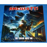 Ancillotti ‎- The Chain Goes On - Lp 2014 Italia Lacrado