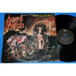 Angel Witch - Frontal Assault - Lp - 1987