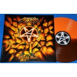 Anthrax - Worship Music - Lp - 2011 - USA - Vinil Bicolor - Lacrado