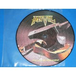 Anvil - Plugged In Permanent - Picture Disc - 1996 - Alemanha